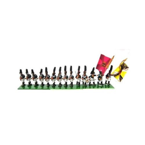 Russian Grenadiers (Napoleonic Wars) - 28mm
