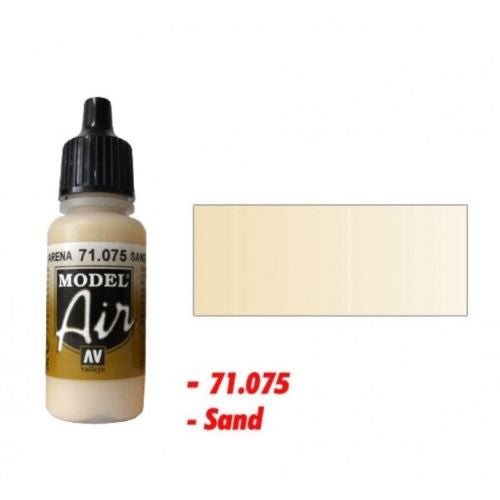 Vallejo Model Air Color 71075 - Sand