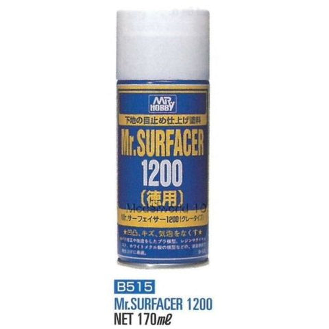 MR. SURFACER 1200 PRIMER GRIGIO OPACO SPRAY 170 ml