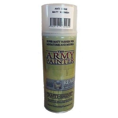 The Army Painter - Anti-Shine Matt varnish - 400ml