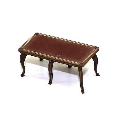 4GROUND - Large table (A) in medium wood - 28mm - 28S-FAB-004M