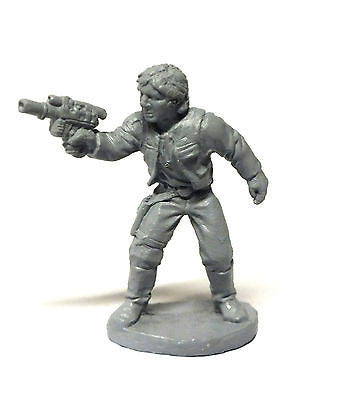 Star Wars - SW3 - Han Solo (West End Game) Heroes of the rebellion - 25mm