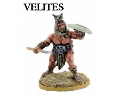 JUGULA Gladiator - Velites - 28mm