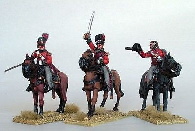 Perry - British Colonels - 28mm
