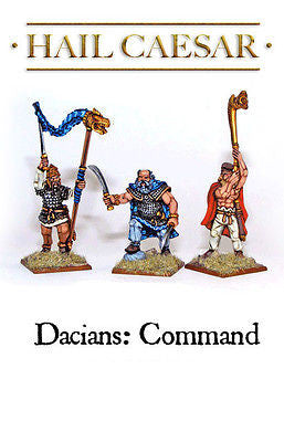 Warlord Games - Hail Caesar - Dacian Command - 28mm