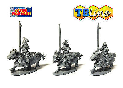 TB LINE 4172 - Mongol heavy cavalry with lance - 10mm
