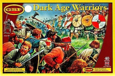 Gripping Beast - Dark age warriors - 28mm - GBP03