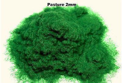 WWS - Static grass - Pasture grass (250g.) - 2mm