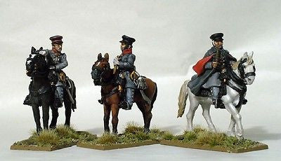 Perry - PN2 - Prussian High Command - 28mm