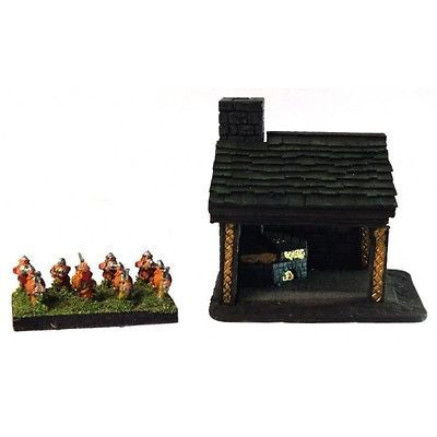 Aster Wargame - Warmaster - Forge of the dwarves (UNPAINTED) - 10mm