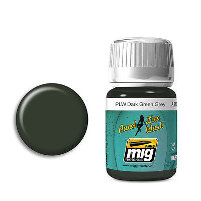 Ammo of Mig - PLW - Dark green grey