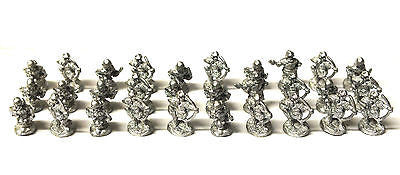 Pendraken - European Late Medieval: Retinue Archers - 10mm