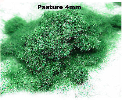 WWS - Static grass - Pasture grass (100g.) - 4mm