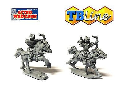 TB LINE 4190 - Islam light cavalry with bow - 10mm