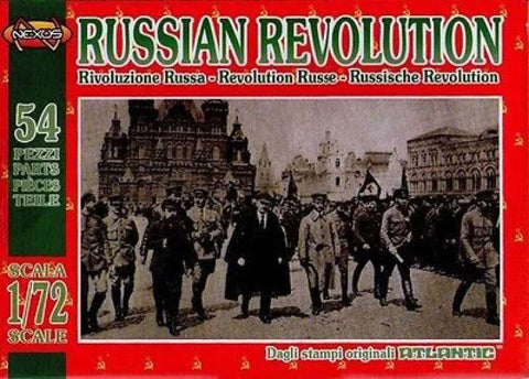 Atlantic (Nexus) 009-I - Russian Revolution - 1:72 - ATL009