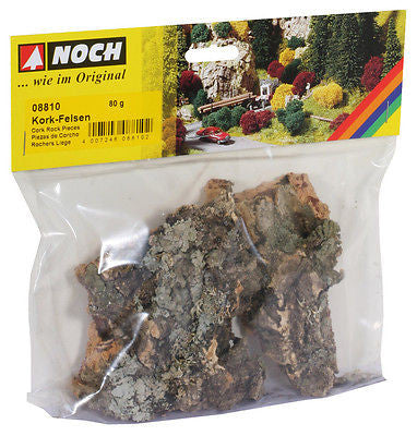 Noch 08810 - Cork rock pieces (80gr.)