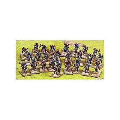 Gripping Beast - SAGA - Steppe Tribes Warband (4 Points) - 28mm