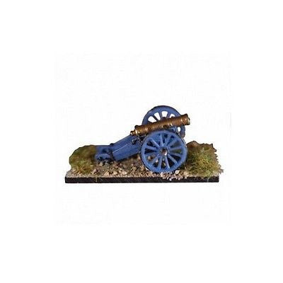 Magister Militum - Prussian 6 Lbr Artillery (Napoleonic) - 15mm