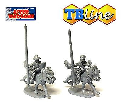 TB LINE 4167 - European light cavalry with lance - 10mm