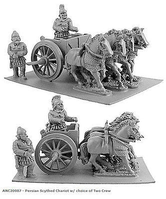 Xyston - Persian scythed chariot - 15mm - ANC20087