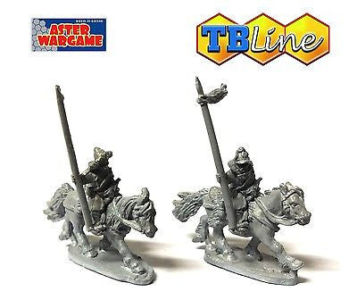TB LINE 4174 - Mongol light cavalry with lance - 10mm