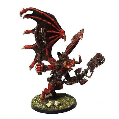 Warhammer Fantasy - Daemons of Chaos - Bloodthirster of Khorne - 28mm
