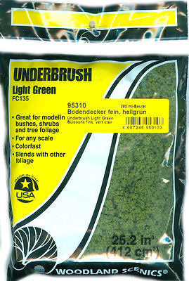 Noch 95310 - Underbrush, light green - 290ml