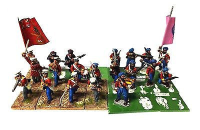 British army (Sikh War 1841-1842) - 28mm