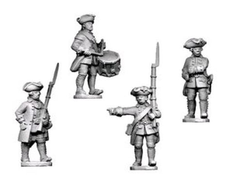 Seven Years War RFH006 - Russian Infantry Command