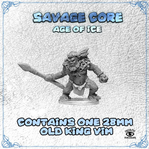Lucid Eye LI-OLDKING - Old King Vim