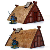 4GROUND - Norse Hovel/Workshop - 28mm - 28S-DAR-106