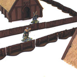 4GROUND - Norse livestock fencing (with gates) - 28mm - 28S-DAR-A02