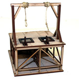 4GROUND - Hangman's gallows - 28mm - 28S-DMH-110