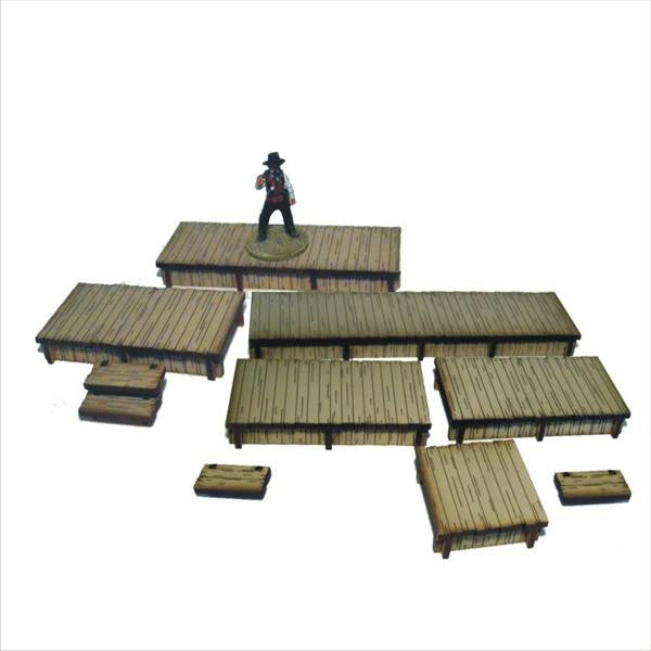 4GROUND - Long boardwalks - 28mm - 28S-DMH-A08