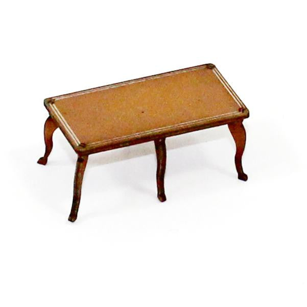 4GROUND - Large table (Type A) in light wood - 28mm - 28S-FAB-004L