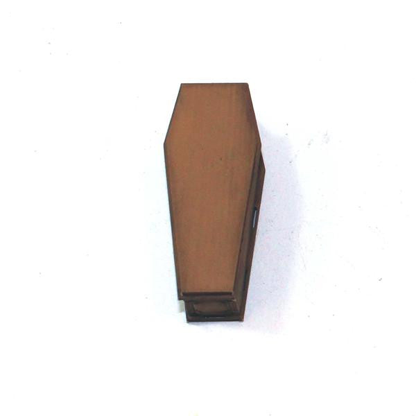4GROUND - Coffin 2 in light wood - 28mm - 28S-FAB-044L