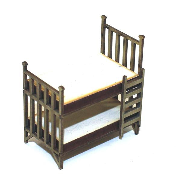 4GROUND - Brass bunk beds - 28mm - 28S-FAB-053