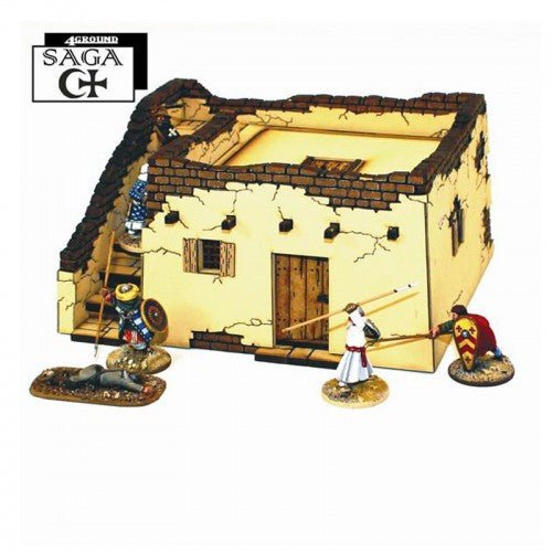 4GROUND - Arab rural dwelling 3 - 28mm - 28S-MET-103