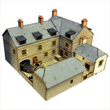 4GROUND - Cook house - 28mm - 28S-WAW-116