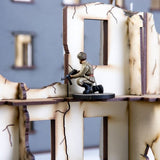 4GROUND - Urban Ruins; Stalingrad #6 - 28mm - 28S-WAW-147