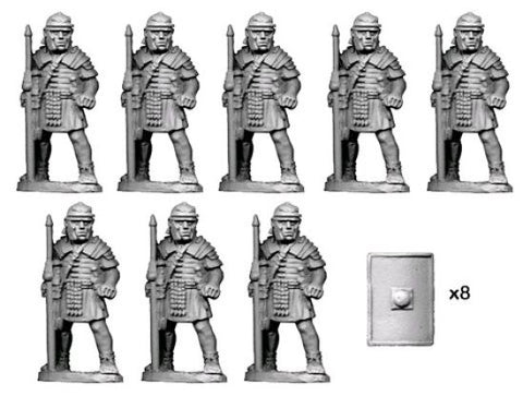 Ancients RFA031 - Early Imperial Roman Legionaries with Pilum