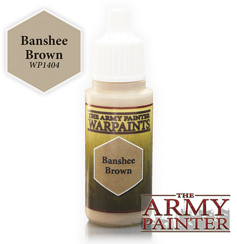 The Army Painter - Banshee Brown 18ml