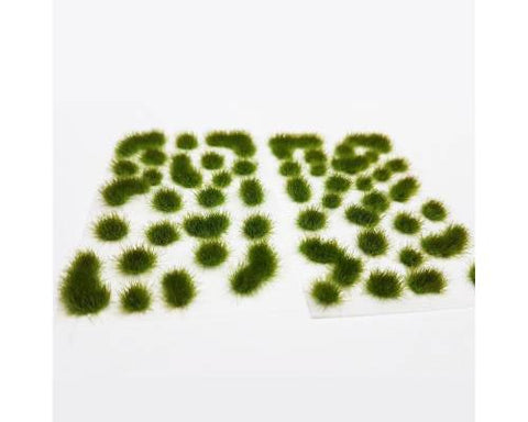 Great Escape - Gamer's Grass - Green Tufts 4mm - GG021