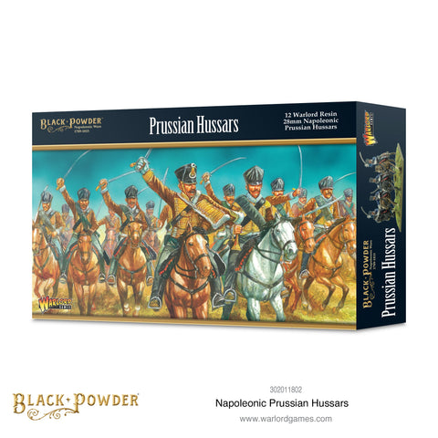 Black Powder - 302011802 - Prussian Hussars - 28mm