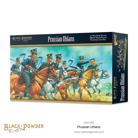 Black Powder - 302011803 - Prussian Uhlans - 28mm