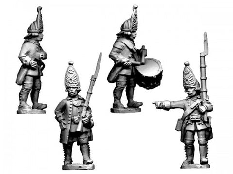 Seven Years War RFH016 - Russian Grenadier Command
