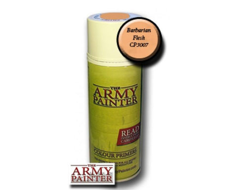 The Army Painter - Color primer Barbarian flesh - 400ml