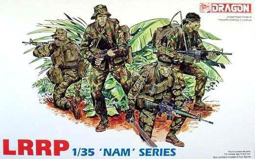 Dragon - LRRP - 1:35 - 'Nami series - 3303