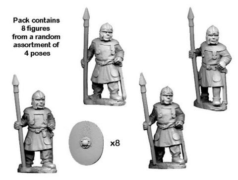 Ancients RFA003 - Late Roman Legionary Spearmen