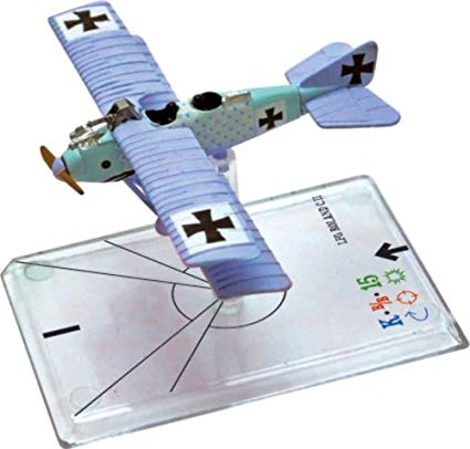 Wings of War: Airplane pack series II - LFG Roland C.II (Seibert&Pfleger) - 1:144